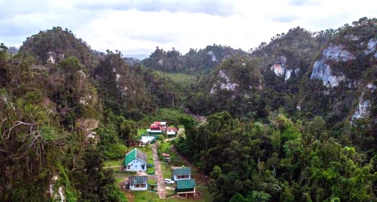 Air View of TJ Ranch