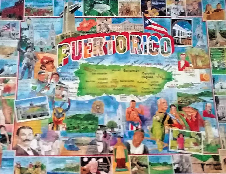 1000 Pieces of Puerto Rico